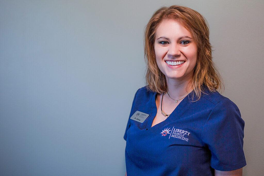 Dr. Danielle Kelvas